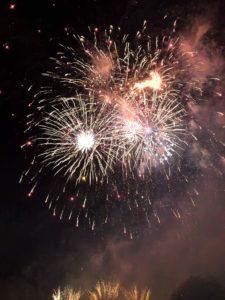 Sledmere Fireworks
