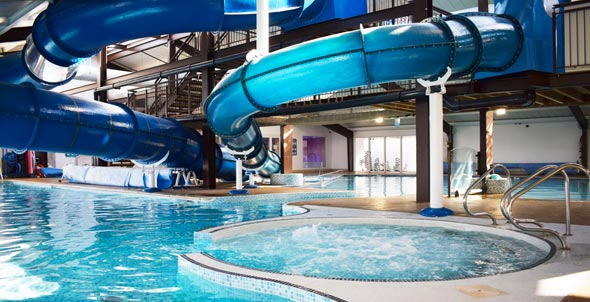 Winter opening at the splash zone flamingo land ryedale - Opening a swimming pool after winter ...